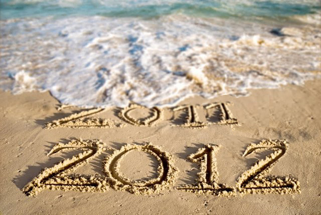 Welcome 2012 Year - Your Best Ever