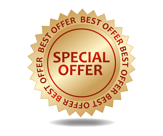 Special Offer Seal